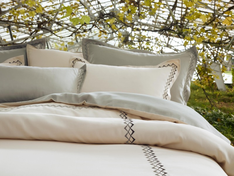 Aloka - Bed linen by Mirabel Slabbinck