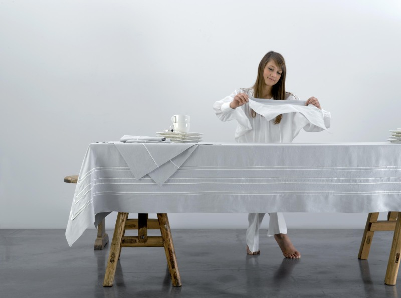 Linge de Table - Quelea by Mirabel Slabbinck