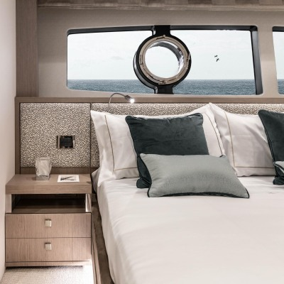 Bespoke bed, bath and table linens for yachts